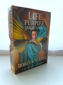Life Purpose Oracle Cards av Doreen Virtue - In English