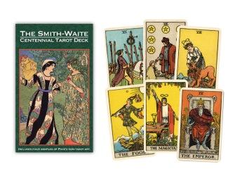 The Pamela Colman Smith-Waite Centennial Tarot - Standard Size