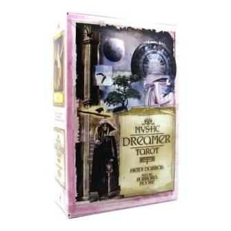 Mystic Dreamer Tarot by Heidi Darras, Barbara Moore - In English