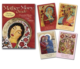 Alana Farichild -   Mother Mary Oracle - In English