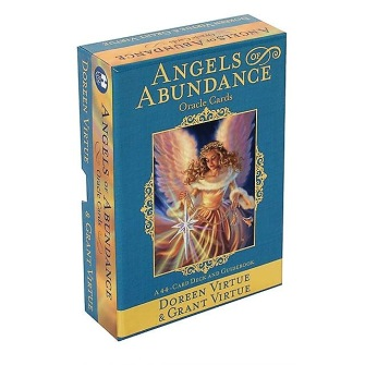 Angels of Abundance Oracle Cards - A 44-Card Deck and Guidebook av Doreen Virtue, Grant Virtue - In English