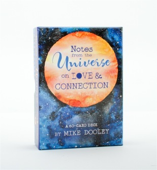 Notes from the Universe on Love &; Connection A 60-Card Deck  av Mike Dooley - In english