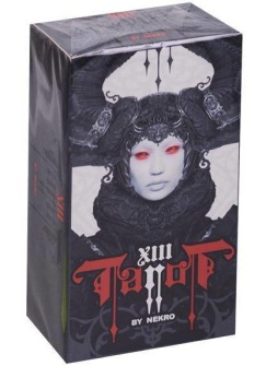 XIII Tarot by Necro - In English - In English