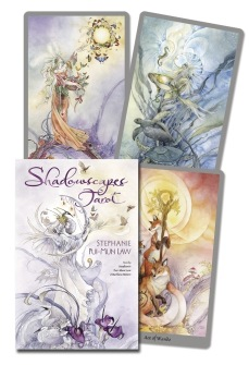 Shadowscapes Tarot  by Stephanie Pui-Mun Law - Tarot Deck with Booklet