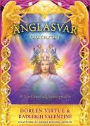 Angel Answer på Svenska, Änglasvar Orakelkort av Doreen Virtue