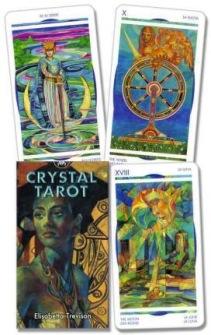 Crystal Tarot by Elisabetta Trevisan - In English