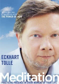 Eckhart Tolle - DVD, Meditation  Practicing Presence in Every Moment of Your Life - In English