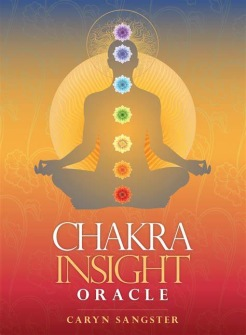 Chakra Insight Oracle by Caryn Sangster -