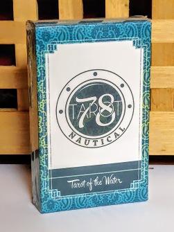 78 Tarot Nautical - Limited Edition - Fantasy Water Tarot -