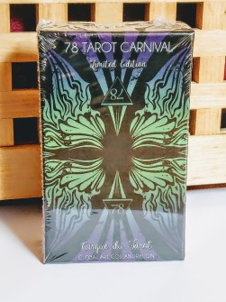 78 Tarot Carnival - a Limited Edition Deck -