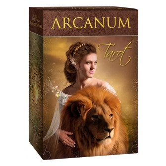 Arcanum Tarot  av Renata Lechner -