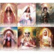 The Divine Feminine Oracle  A 53-Card Deck & Guidebook for Embodying Love by Meggan Watterson