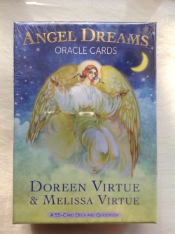 Angel Dream Oracle Cards by Doreen Virtue -