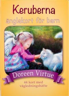Keruberna - änglakort för barn av Doreen Virtue -