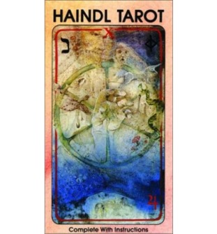 Haindl Tarot Deck by Hermann Haindl -