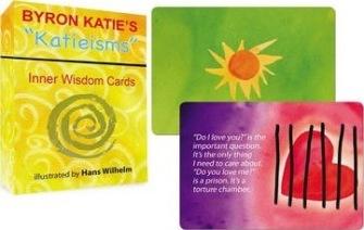Inner Wisdom Cards by Byron Katie & Hans Wilhelm -