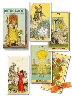 Before Tarot, One Moment Before by Corrine Kenner, Pietro Alligo, Floreana Nativo - Deck only