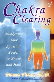 Chakra Clearing  Awakening Your Spiritual Power to Know and Heal av Doreen Virtue -