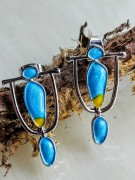 Indian Style Resin Earrings