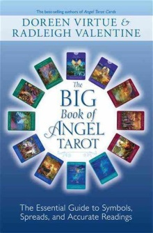 The Big Book of Angel Tarot  The Essential Guide to Symbols, Spreads, and Accurate Readings av Radleigh Valentine -