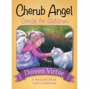 Cherub Angel Cards for Children  av Doreen Virtue