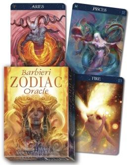 Barbieri Zodiac Oracle  av Barbara Moore, Paolo Barbieri -