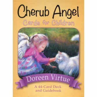Cherub Angel Cards for Children  av Doreen Virtue -