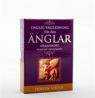 Daglig vägledning från dina Änglar  av Doreen Virtue -