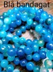 Mermaid Blue Agat Set