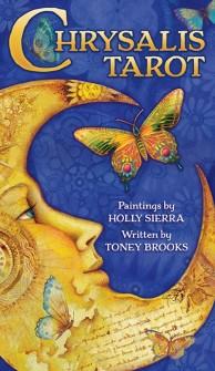 Chrysalis Tarot  av Holly Sierra, Toney Brooks - Deck