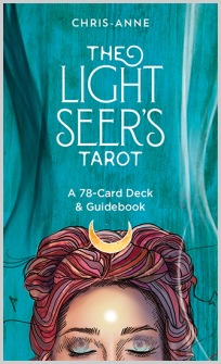 The Light Seer's Tarot  A 78-Card Deck & Guidebook by Chris-Anne -