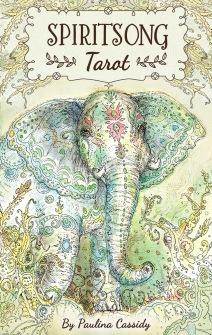 Spiritsong Tarot  av Paulina Cassidy -