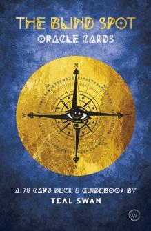 The Blind Spot Oracle Cards  A 78 Card Deck & Guidebook av Teal Swan -