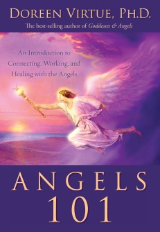 Angels 101 An Introduction to Connecting; Working; and Healing with the Angels av Doreen Virtue - Paperback