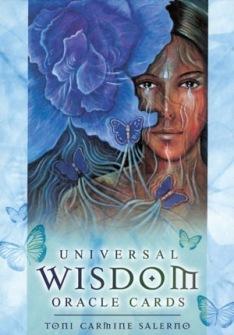 Universal Wisdom Oracle by Toni Carmine Salerno -