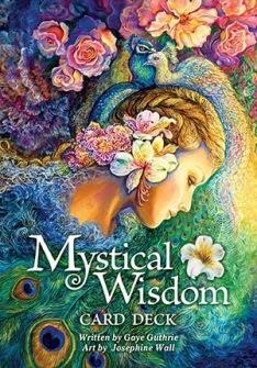 Mystical Wisdom Card Deck  av Gaye Guthrie, Josephine Wall -
