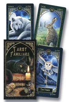 Tarot Familiars by Lisa Parker -