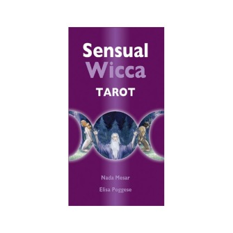 Sensual Wicca Tarot  by Elisa Poggese, Lo Scarabeo -