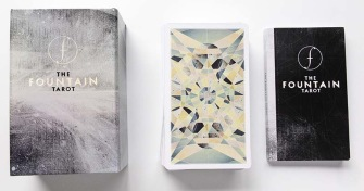 The Fountain Tarot  Illustrated Deck and Guidebook by Jason Gruhl, Jonathan Saiz -