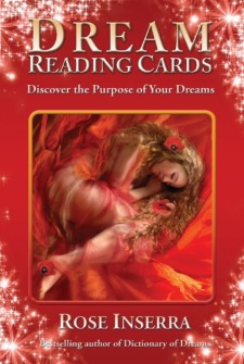 Dream Reading Cards Discover the purpose of your dreams  by Rose Inserra -