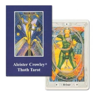 Aleister Crowley Thoth Tarot - AGM English -