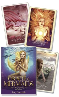 Oracle of the Mermaids by Lucy Cavendish -