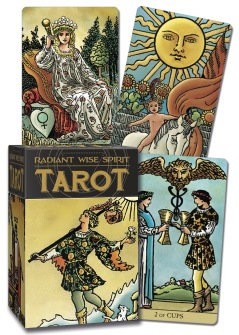 Radiant Wise Spirit Tarot by A. E. Waite -