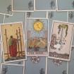 Smith-Waite Tarot Deck Borderless Borderless Edition  av Arthur Waite