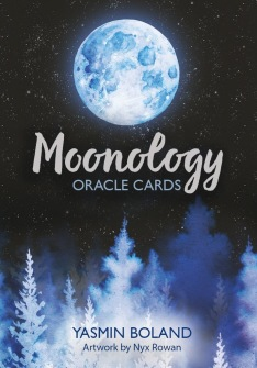Moonology Oracle Cards : A 44-Card Deck and Guidebook by Yasmin Boland -