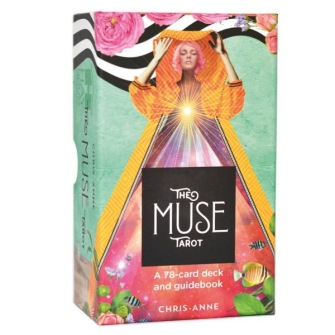 The Muse Tarot : A 78-Card Deck and Guidebook by Chris-Anne -