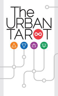 The Urban Tarot by Robin Scott -
