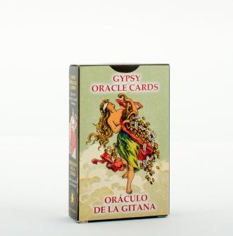 Gypsy Oracle Cards av Sibilla Della Zingara -