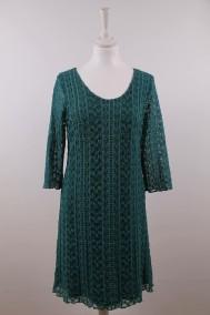 Lilly klänning petrolium -