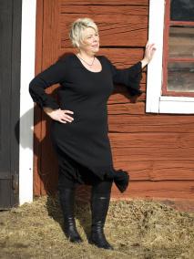 Melissa klänning svart - Melissa svart